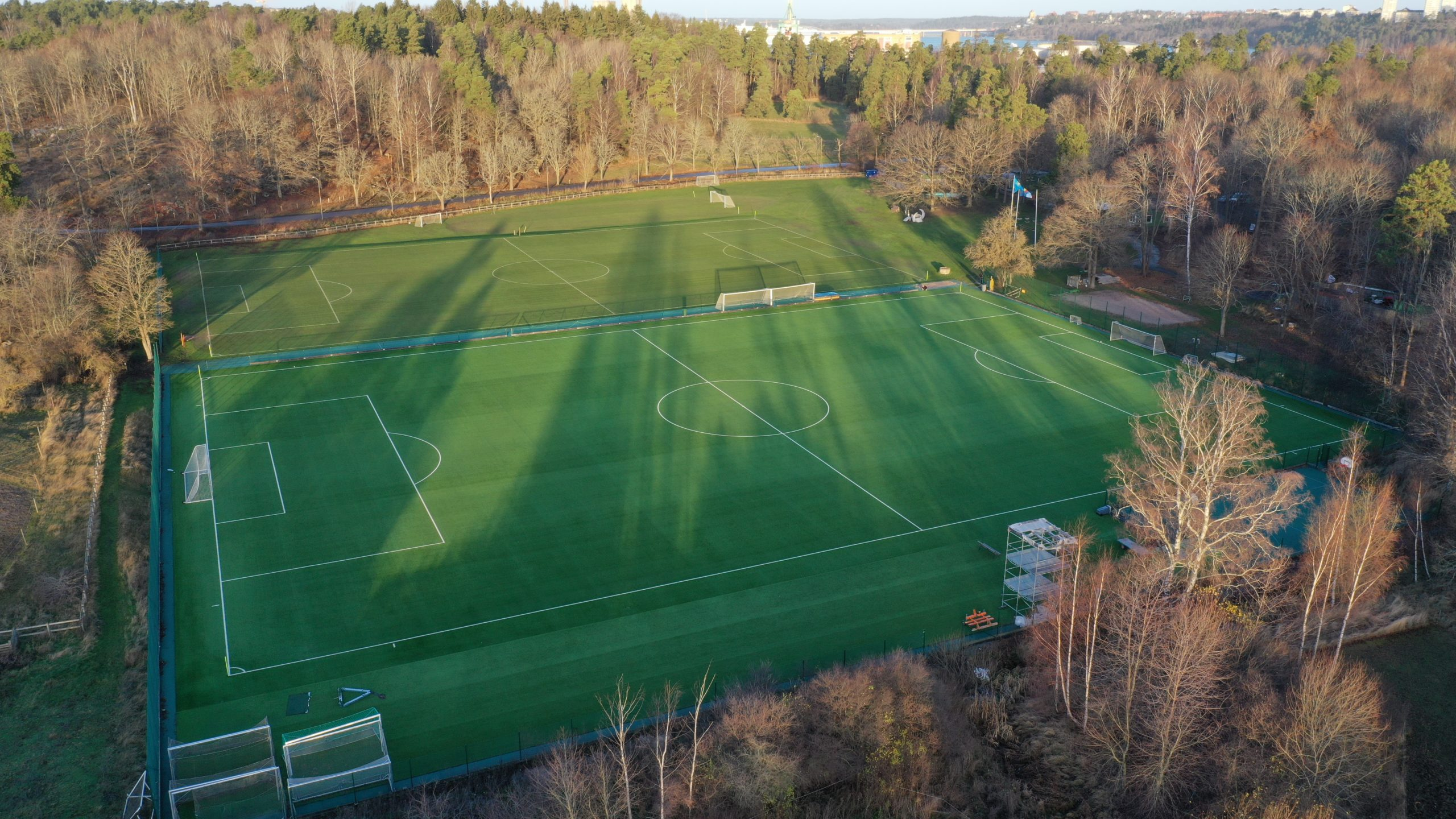 Kaknäs BP, Stockholm, Schweden