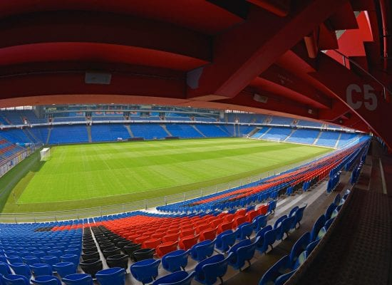 St. Jakob Park Stadion