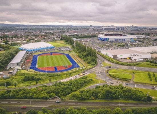 Cardiff International Sports Stadium