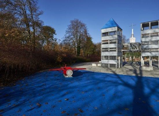 Treptower Park world play area, Berlin