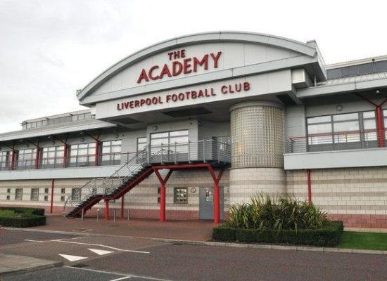 FC Liverpool's Football Academy