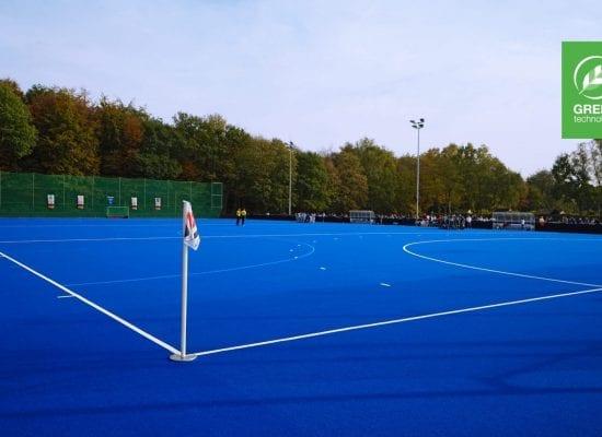 Hockey field at Crefelder HTC
