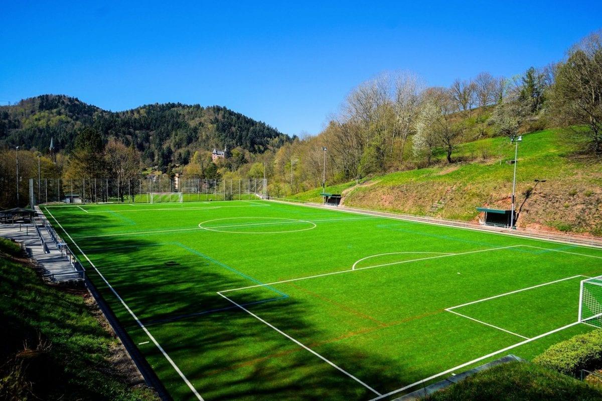 Nytt konstgräs för FC Lichtental 1930 e.V.