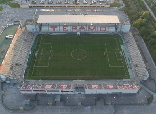 Stadium Bonolis, Teramo