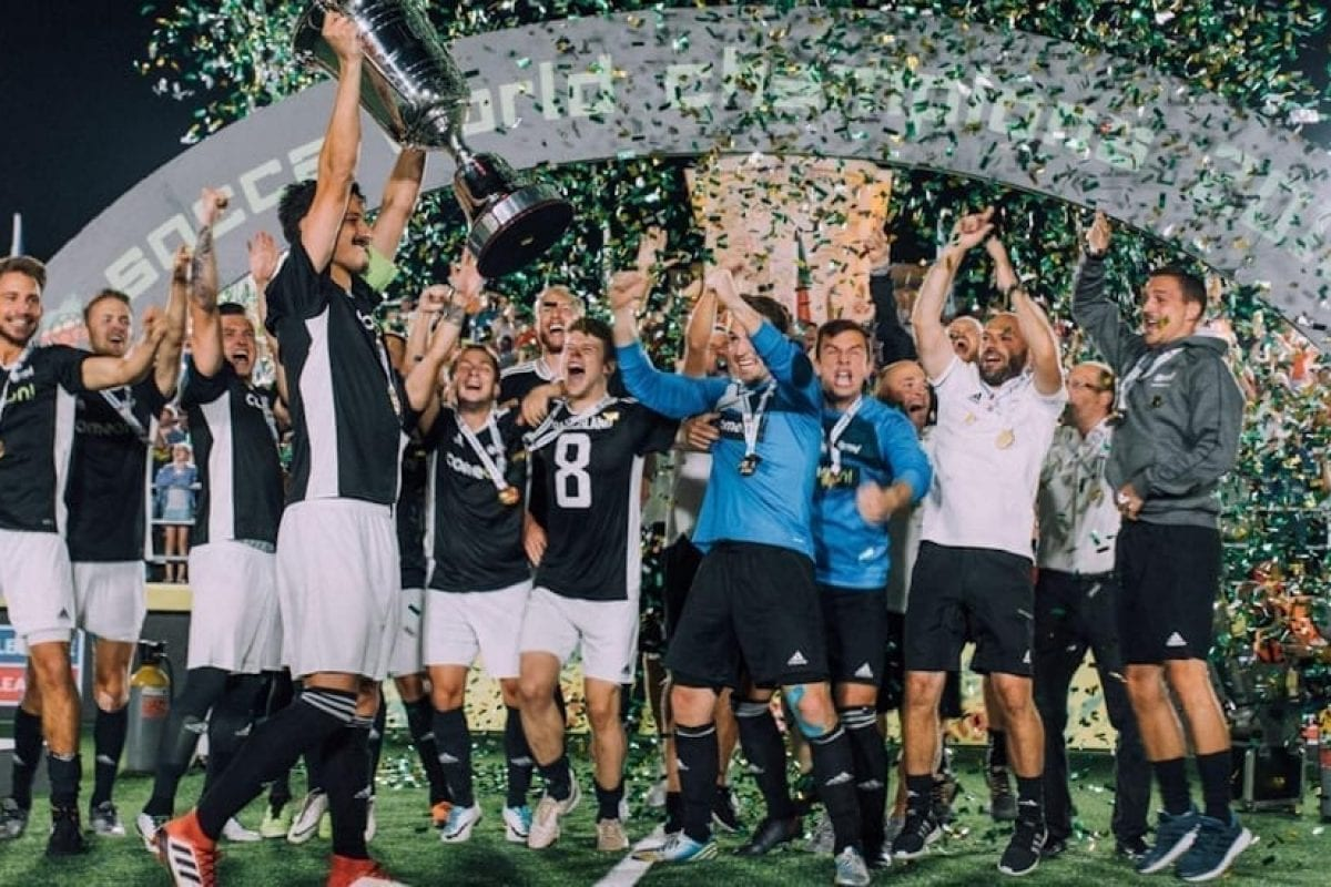 GERMAN WORLD CUP SUCCESS ON POLYTAN SYNTHETIC TURF