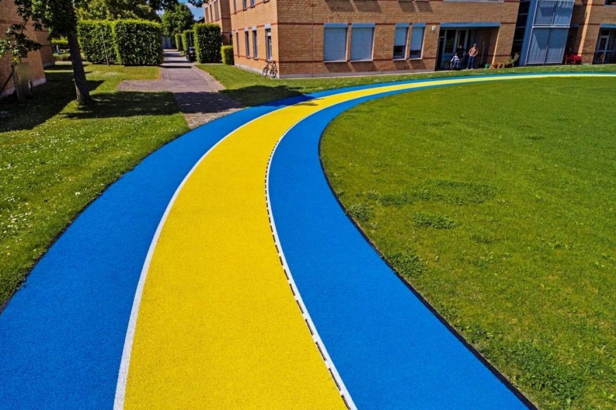 Polytan Blindenschule Ilvsheim