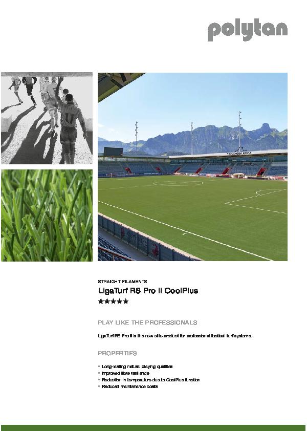 LigaTurf RS Pro II