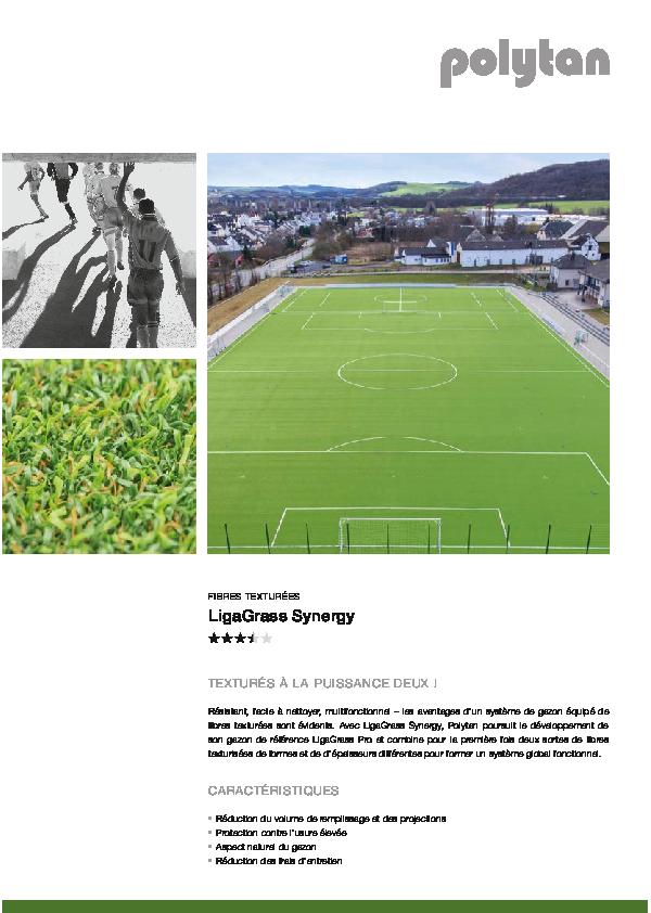 LigaGrass Synergy
