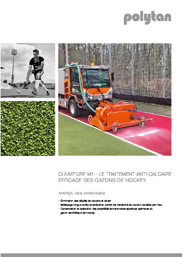 ClearTurf M1